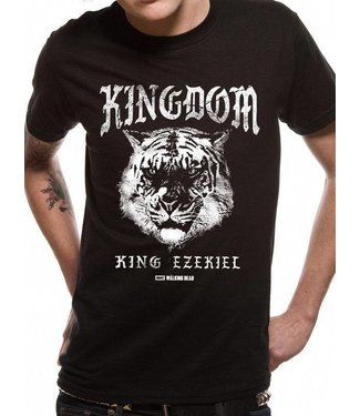 The Walking Dead T-Shirts: The Kingdom / King Ezekiel & Shiva