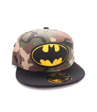 DC Comics DC: Batman Camouflage Logo Snapback Cap