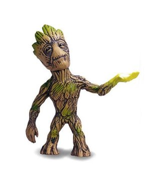 Marvel Guardians of the Galaxy: Groot Metall Figur (Metals Die Cast)