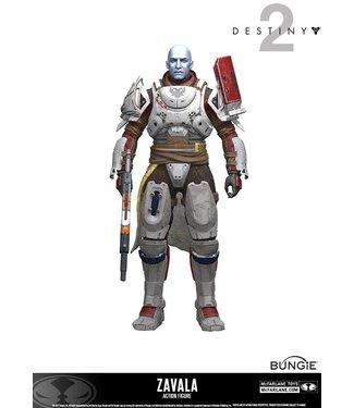 McFarlane Toys Destiny 2 | Zavala Actionfigur
