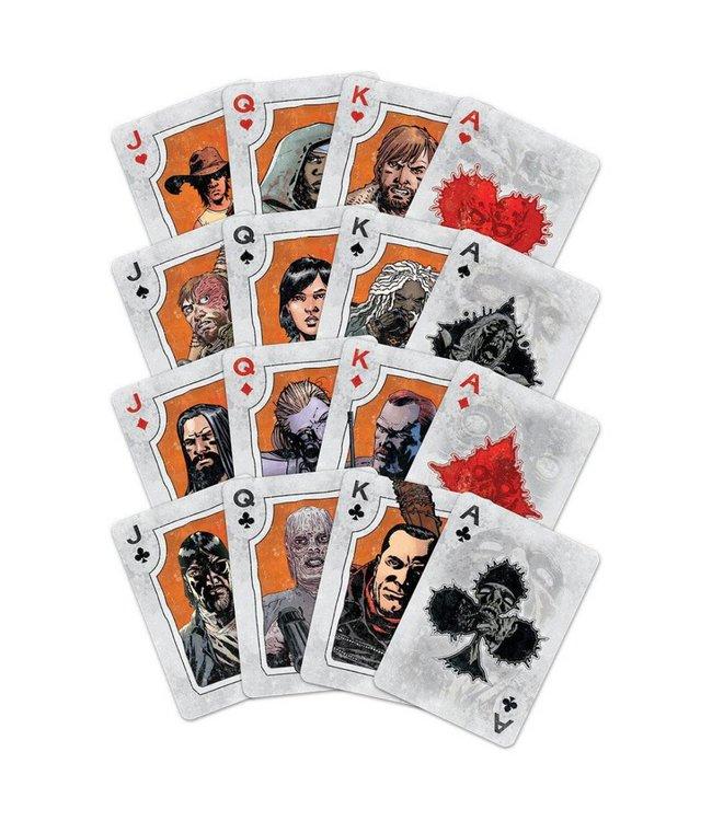 The Walking Dead The Walking Dead: Spielkarten