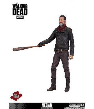 McFarlane Toys The Walking Dead: Negan (Exclusive) Actionfigur