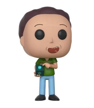 Funko Rick and Morty: Jerry Funko Pop Vinyl Figur