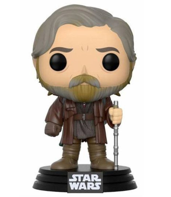 Funko Star Wars: Luke Skywalker Vinyl Bobble-Head Funko Pop Figur