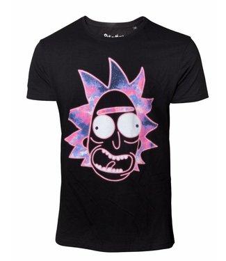 Rick and Morty Rick and Morty: Neon Rick T-Shirt
