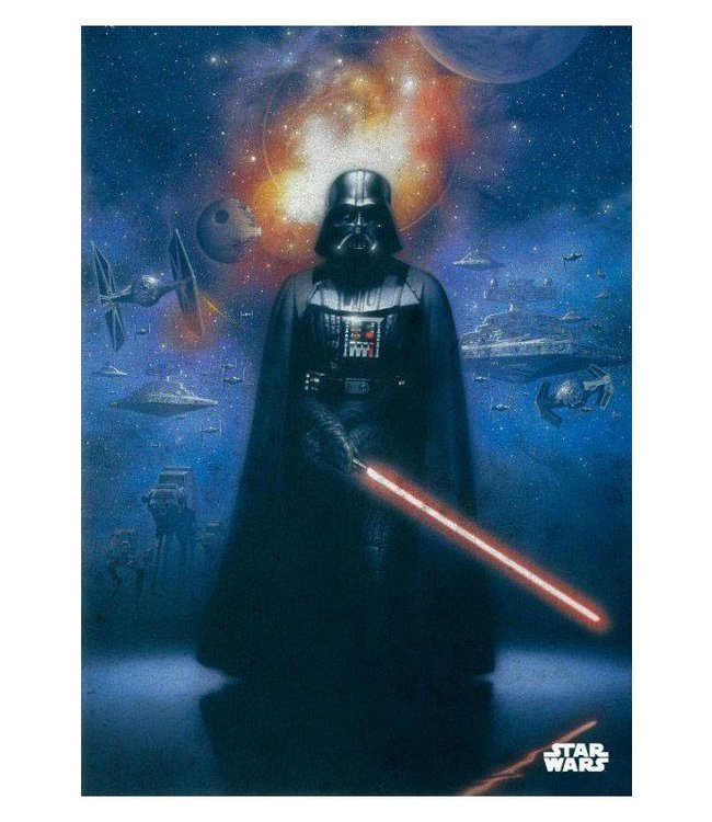 Star Wars Star Wars: Darth Vader Metall Poster