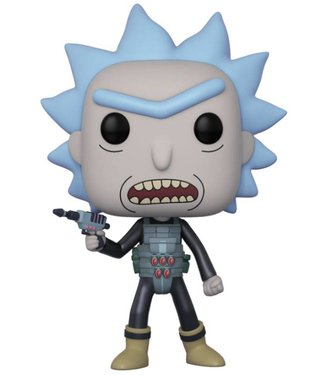 Funko Rick and Morty: Prison Break Rick Funko Pop Vinyl Figur