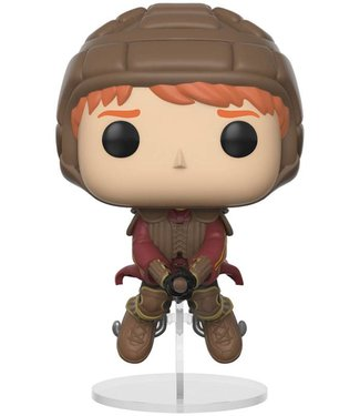 Funko Harry Potter: Ron Weasley (Besen) Funko Pop Vinyl Figur
