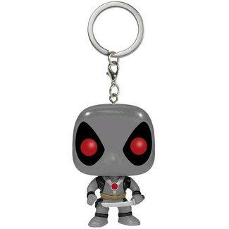 Funko Marvel   Deadpool (X-Force) Schlüsselanhänger