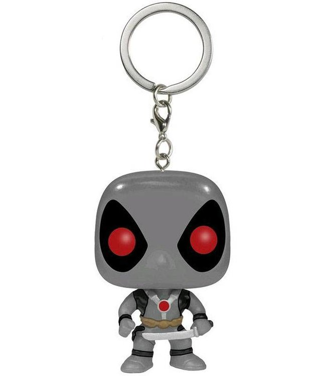 Funko Marvel | Deadpool (X-Force) Schlüsselanhänger
