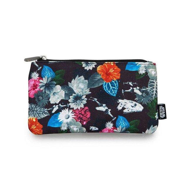 Loungefly Loungefly Star Wars | Floral Kosmetiktasche