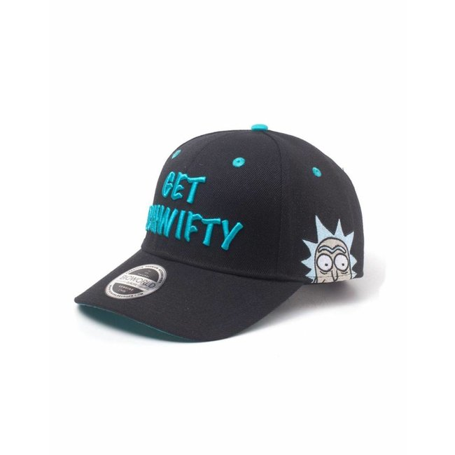 Rick and Morty Rick and Morty | Get Schwifty Snapback Cap
