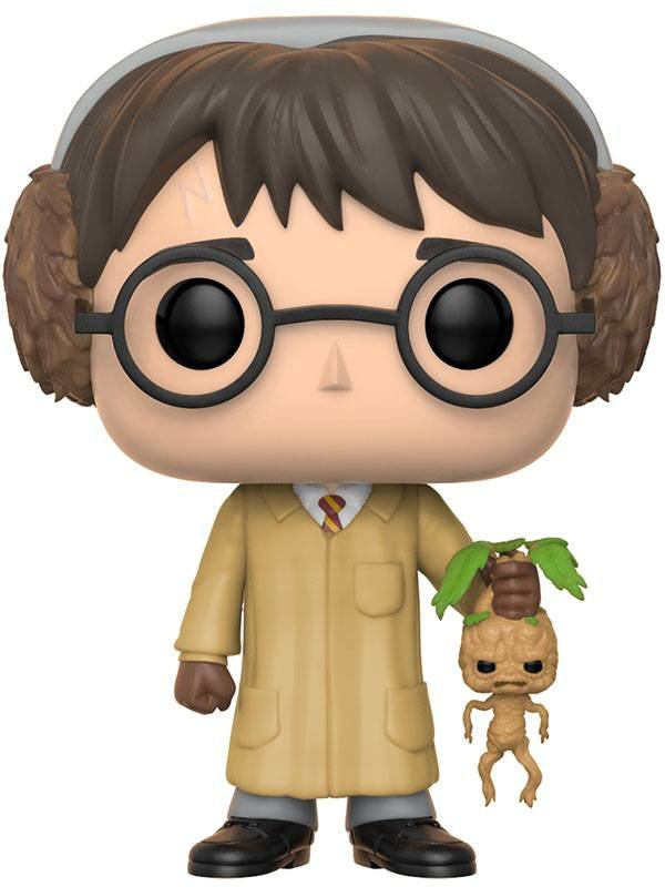 Harry Potter | Harry Potter (Herbology) Vinyl Figur