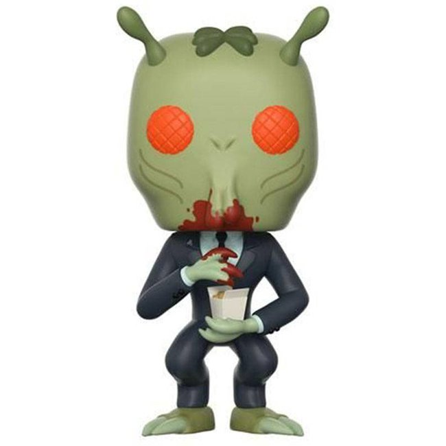 Funko Rick and Morty | Cornvelious Daniel Vinyl Figur