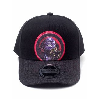 Marvel Avengers: Infinity War | Thanos Snapback Cap