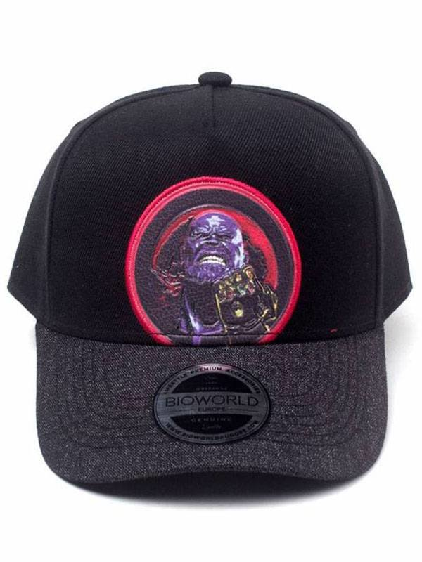 Avengers: Infinity War | Thanos Snapback Cap