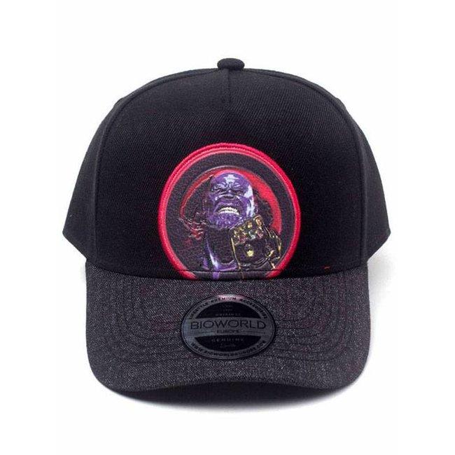 Marvel Avengers: Infinity War   Thanos Snapback Cap