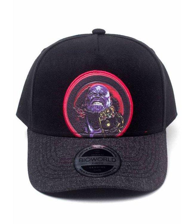 Bioworld Avengers: Infinity War | Thanos Snapback Cap