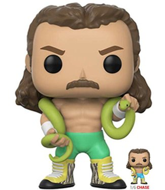 Funko WWE | Jake The Snake (Chase Chance) Vinyl Figur