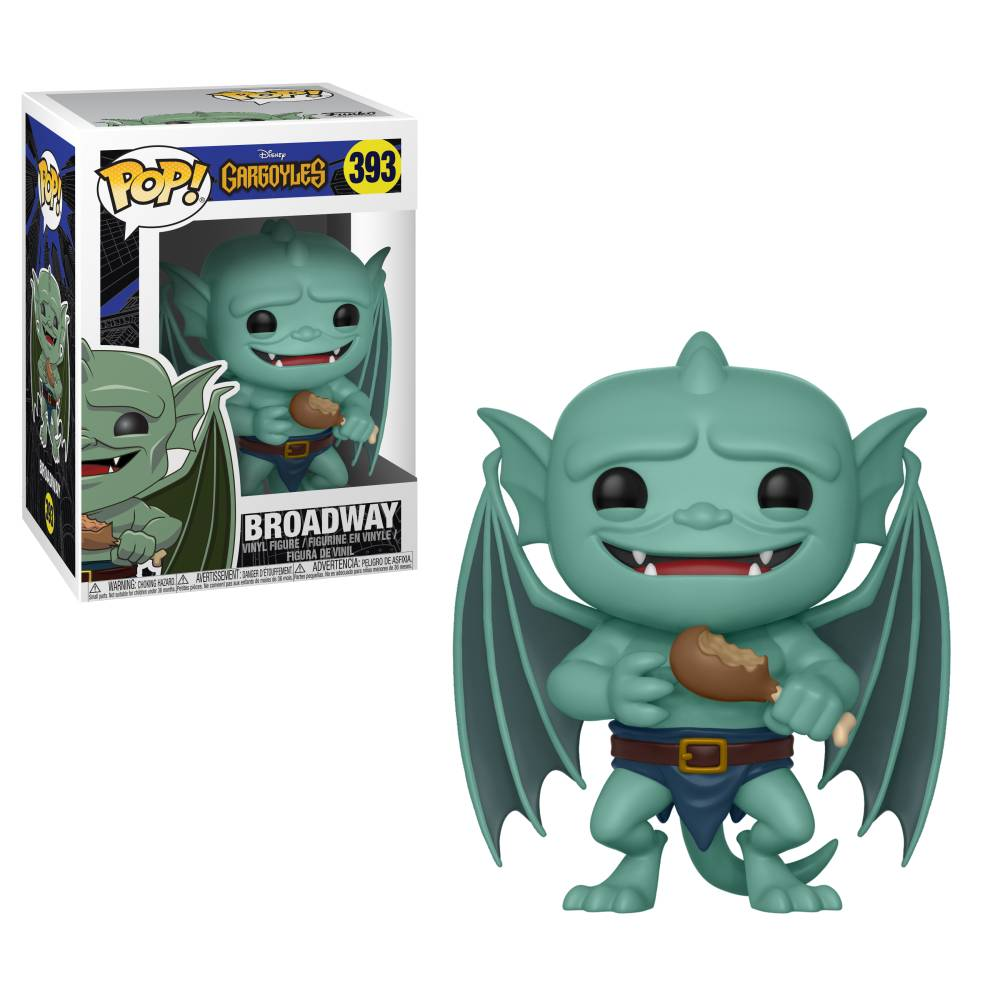Disney: Gargoyles   Broadway Vinyl Figur