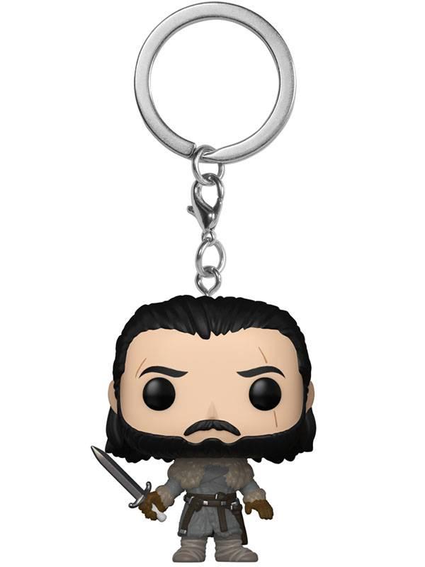 Game of Thrones | Jon Snow Schlüsselanhänger