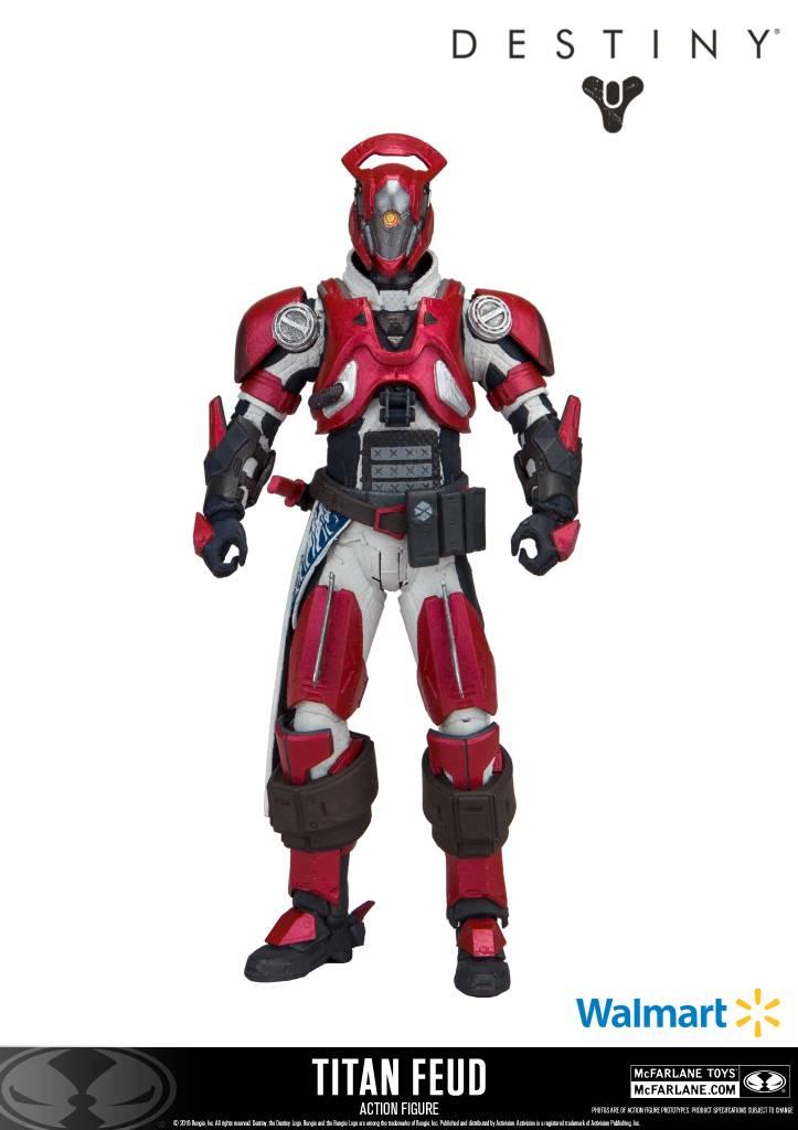 Destiny | Titan (Unfading Shader) Exclusive Actionfigur