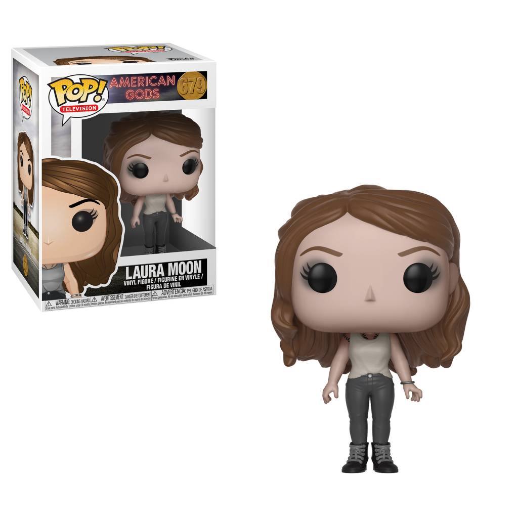 American Gods | Laura Moon (Chase Chance) Vinyl Figur