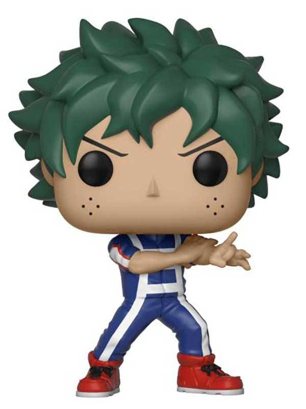 MHA | Deku (Training) Pop! Vinyl Figur