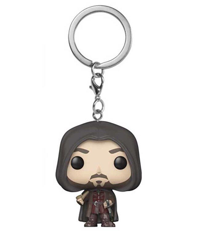 Funko Herr der Ringe   Aragorn Schlüsselanhänger