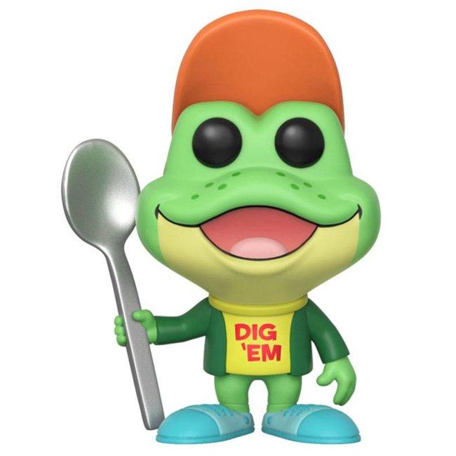 Funko Ad Icons | Dig Em' Frog Funko Pop! Vinyl Figur