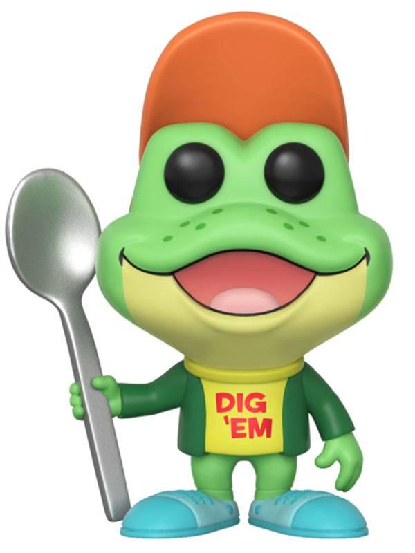 Ad Icons | Dig Em' Frog Pop! Vinyl Figur