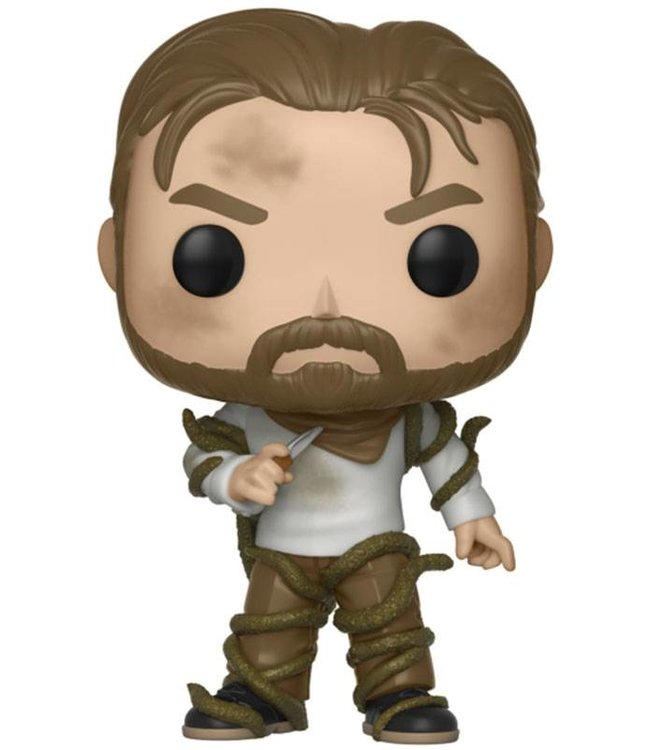 Funko Stranger Things | Hopper (Vines) Vinyl Figur