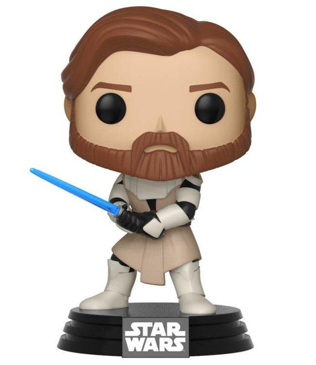 Funko Star Wars | Obi Wan Kenobi (Clone Wars) Vinyl Figur