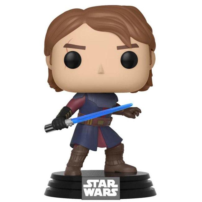 Funko Star Wars   Anakin Skywalker (Clone Wars) Vinyl Figur