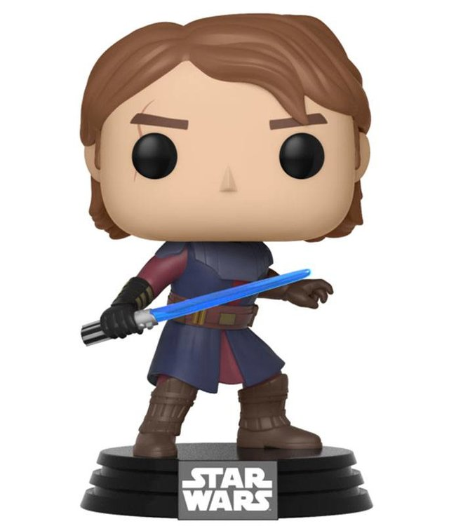 Funko Star Wars | Anakin Skywalker (Clone Wars) Funko Pop Vinyl Figur