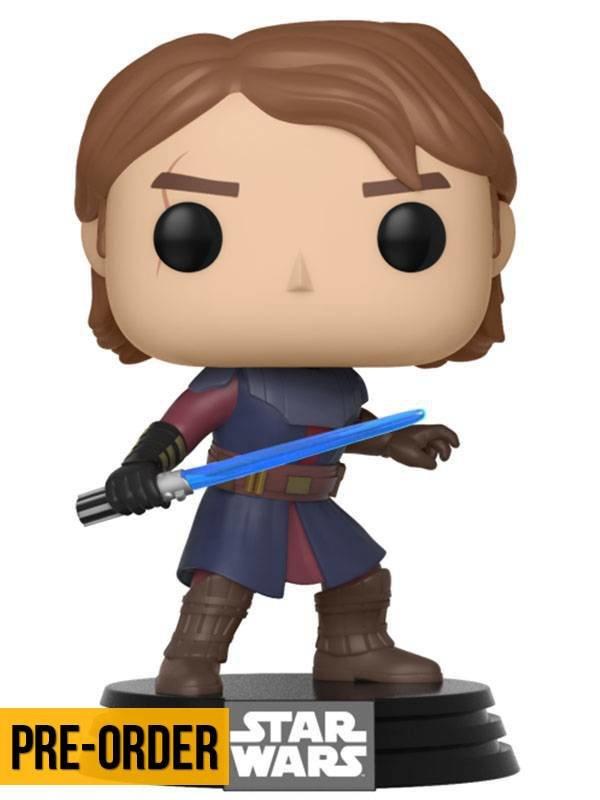 Star Wars | Anakin Skywalker (Clone Wars) Vinyl Figur