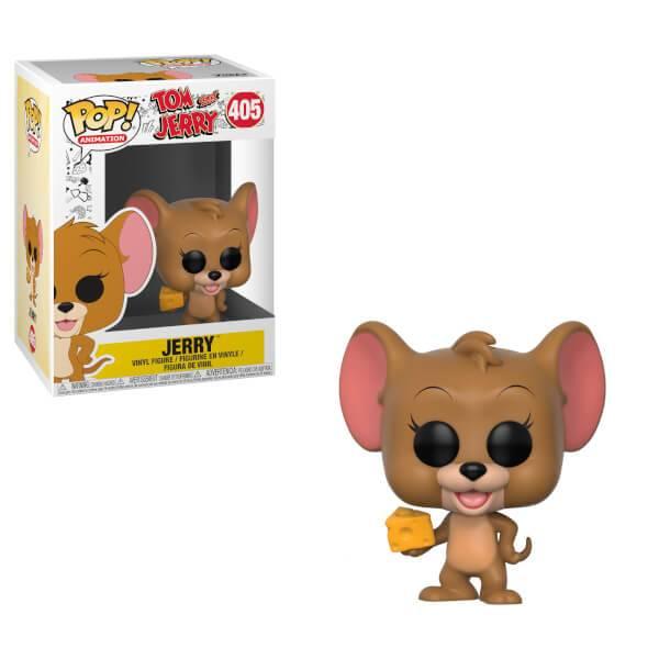 Tom and Jerry | Jerry Funko Pop Vinyl Figur