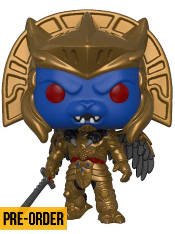 Power Rangers | Goldar Funko Pop Vinyl Figur