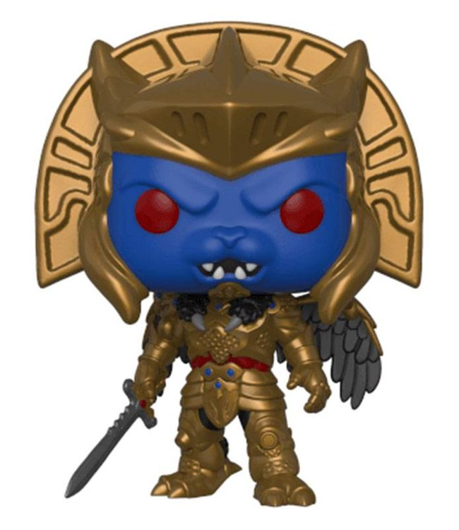 Funko Power Rangers | Goldar Funko Pop Vinyl Figur