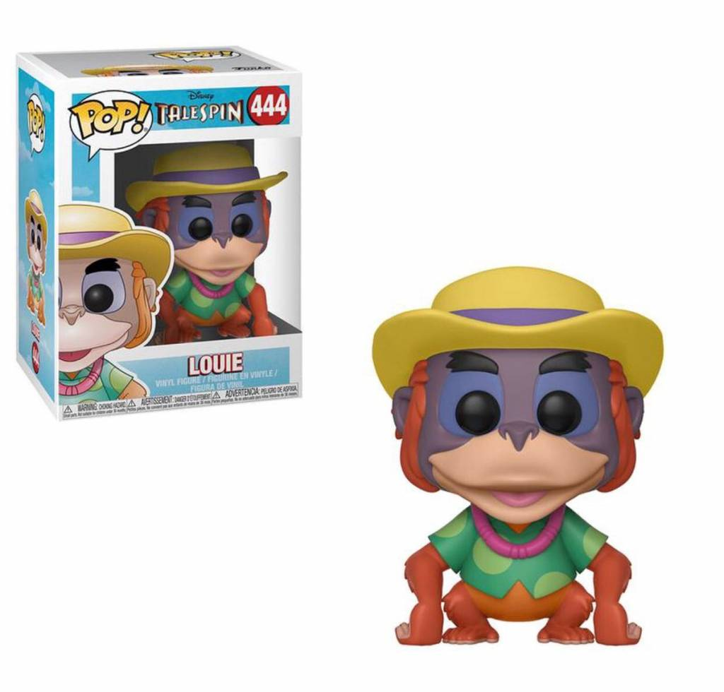 TaleSpin | Louie Funko Pop Vinyl Figur (Chase Chance)