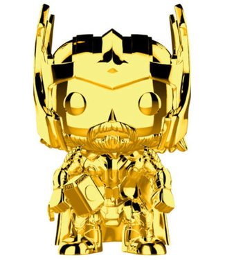 Funko Marvel | Thor (Gold Chrome) Funko Pop Vinyl Figur