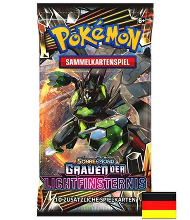 Pokémon Pokemon | Grauen der Lichtfinsternis Booster