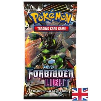 Pokémon Pokemon   Forbidden Light Booster