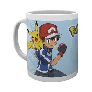 Pokémon Pokemon | Ash und Pikachu Tasse