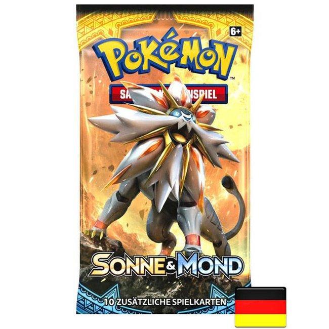 Pokémon Pokemon | Sonne und Mond Booster