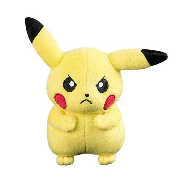 Pokémon Pokemon | Pikachu (Angry) Plüschfigur