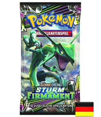 Pokémon Pokemon | Sturm am Firmament Booster