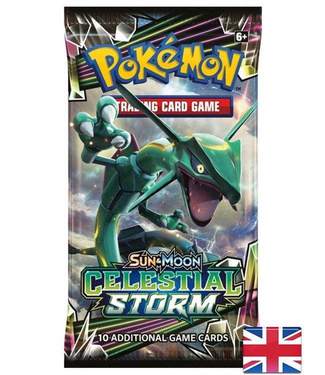 Pokémon Pokemon | Celestial Storm Booster