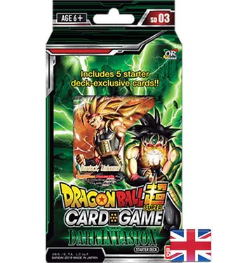 Dragonball Dragonball Super | The Dark Invasion Starter Deck