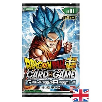 Dragonball Dragonball Super | Galactic Battle Booster